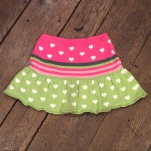Gymboree Lovable Giraffe Skirt Size 4T NWOT